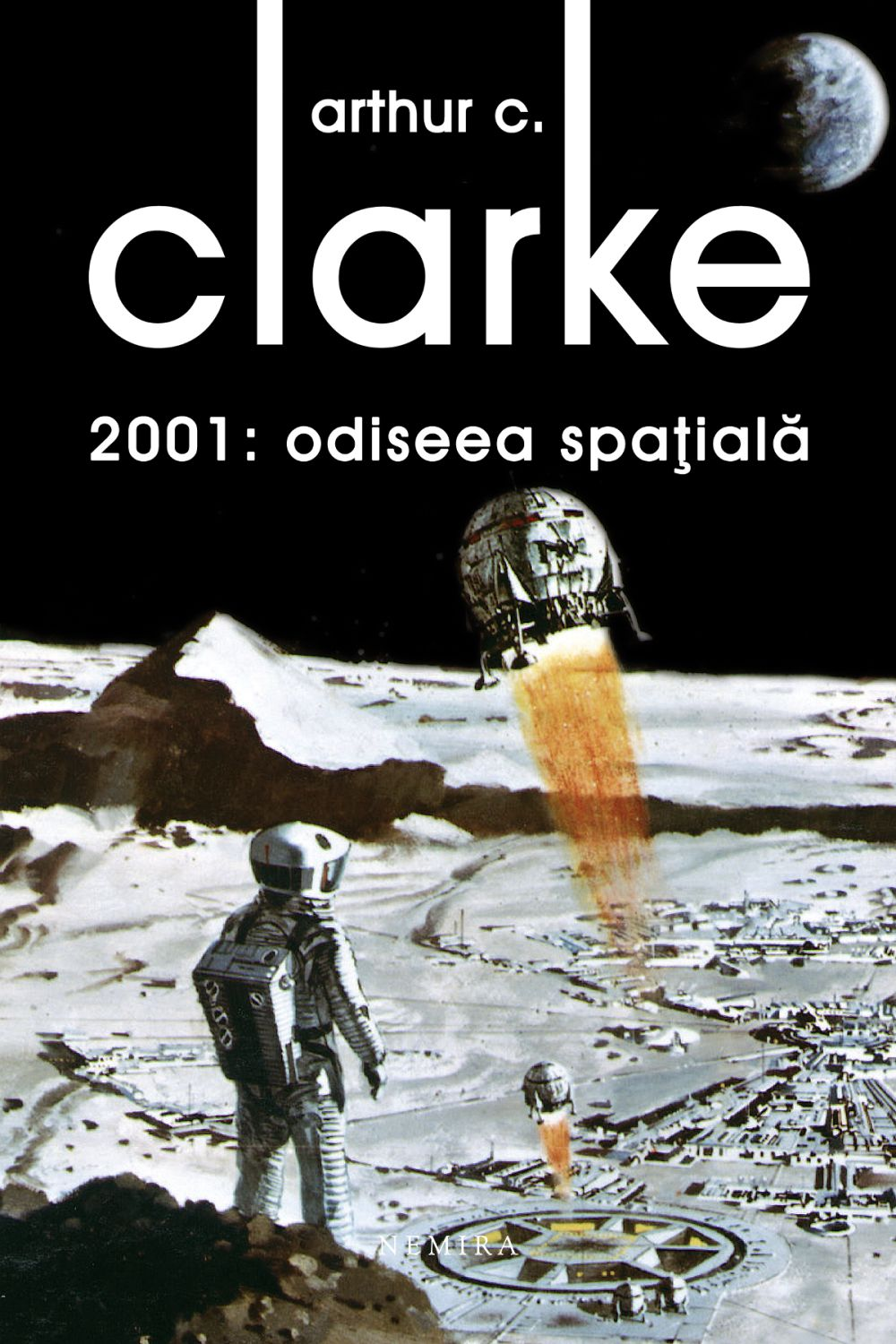 2001: Odiseea Spatiala (ebook)
