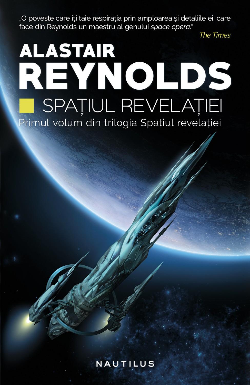 Spatiul Revelatiei (ebook Trilogia Spatiul Revelatiei Partea I)