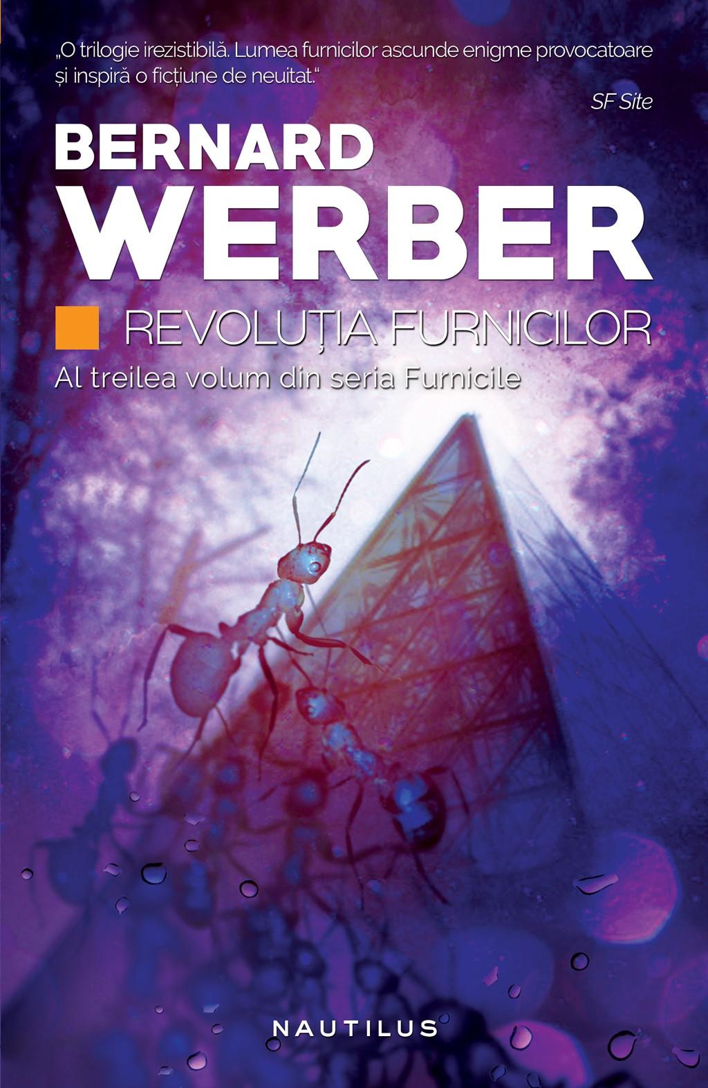 Revolutia Furnicilor (trilogia Furnicile Partea A Iii-a Ebook)
