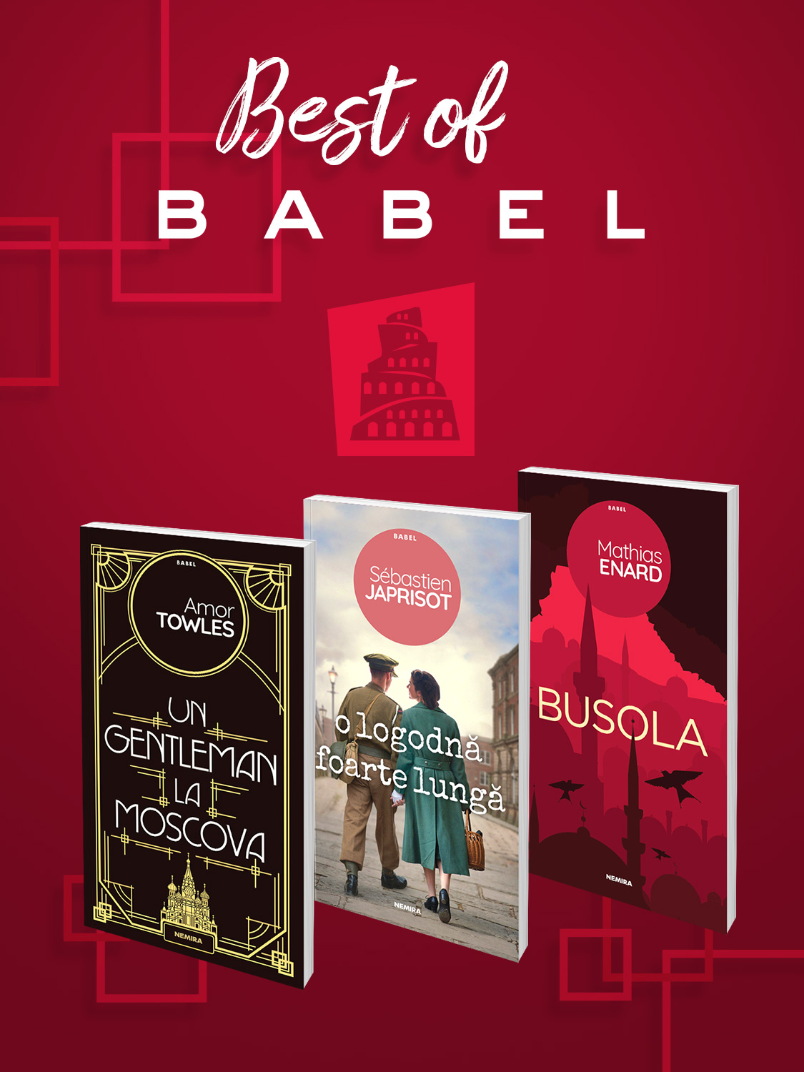 Pachet Best of Babel 3 vol.