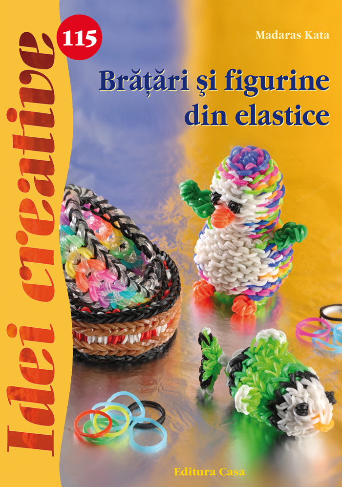 Bratari Si Figurine Din Elastice - Idei Creative 115