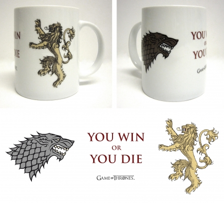 Cana you Win Or You Die - Game Of Thrones