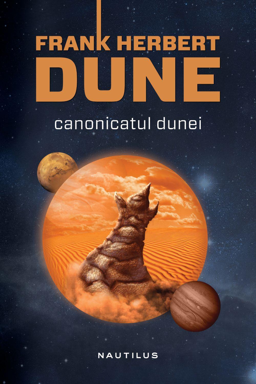Canonicatul dunei (ebook)