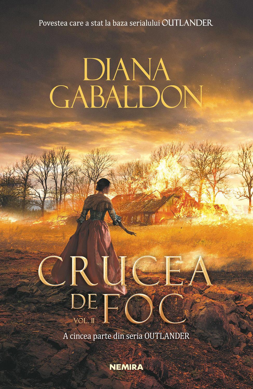 Crucea de foc vol. 2 (ebook Seria Outlander partea a V-a)