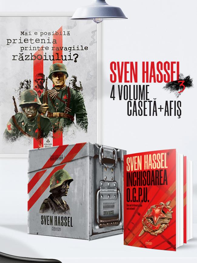 Pachet Sven Hassel III ed.2020 4 vol.