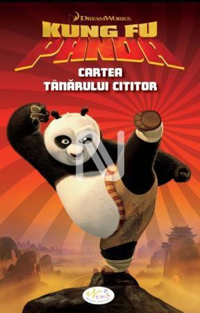 Kung Fu Panda - Cartea tanarului cititor
