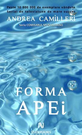 Forma apei