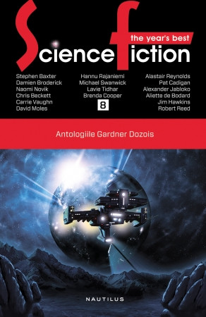 The Year's Best Science Fiction (vol. 8)