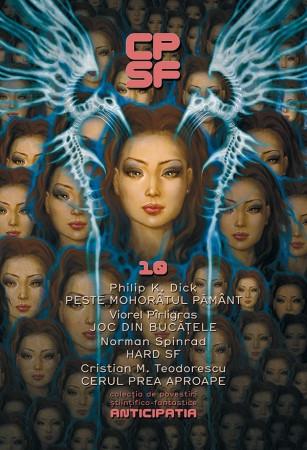 Colectia de Povestiri Stiintifico-Fantastice (CPSF) Anticipatia Nr.10