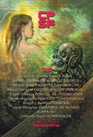 Colectia de Povestiri Stiintifico-Fantastice (CPSF) Anticipatia Nr.16