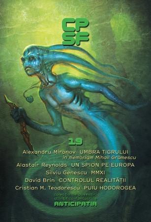 Colectia de Povestiri Stiintifico-Fantastice (CPSF) Anticipatia Nr.19