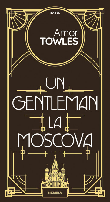 Un gentleman la Moscova (ebook)