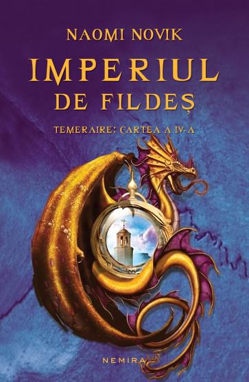Temeraire: Imperiul de fildes