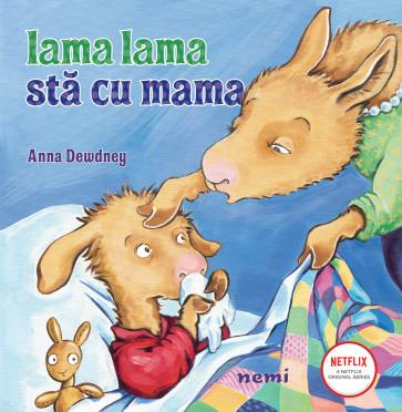 Lama lama stă cu mama
