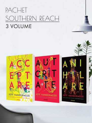Pachet Trilogia Southern Reach 3 vol.