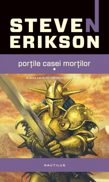 Cronicile Malazane: Portile casei mortilor (ebook)
