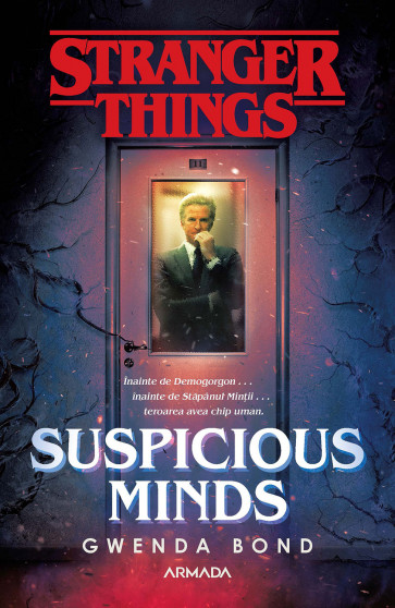 Suspicious minds (ebook)