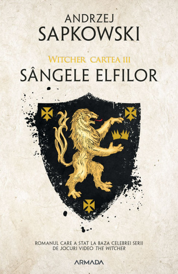Sângele elfilor (ebook, Seria Witcher, partea a III-a)