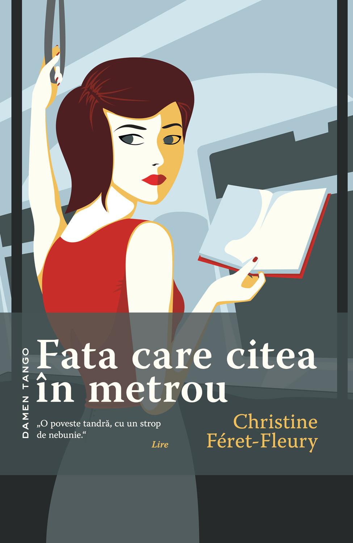 Картинки по запросу fata care citea in metrou ebook