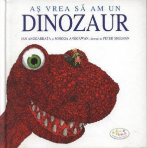 As vrea sa am un dinozaur