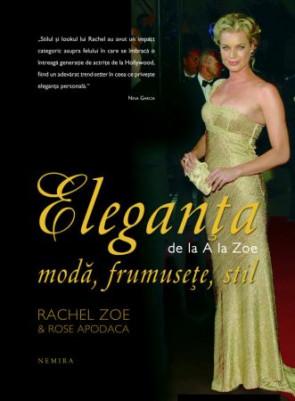 Eleganta de la A la Zoe. Moda, frumusete, stil