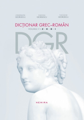 Dictionar grecbroman. Volumul V, Z - I