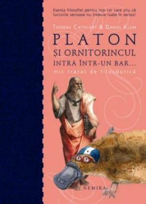 Platon si ornitorincul intra intr-un bar... Mic tratat de filosdotica (paperback)