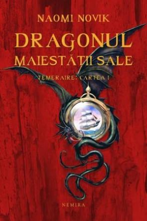 Dragonul Maiestatii Sale (paperback)