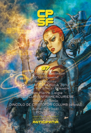 Colectia de Povestiri Stiintifico-Fantastice (CPSF) Anticipatia Nr.7