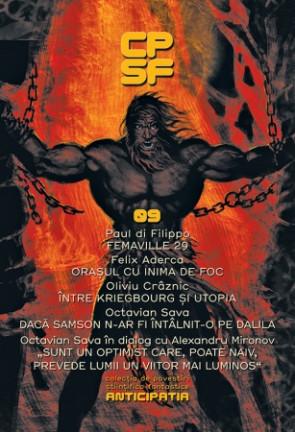 Colectia de Povestiri Stiintifico-Fantastice (CPSF) Anticipatia Nr.9