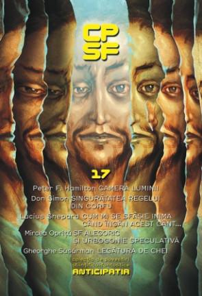 Colectia de Povestiri Stiintifico-Fantastice (CPSF) Anticipatia Nr.17
