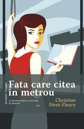 Fata care citea in metrou