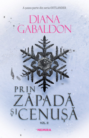 Prin zăpadă și cenușă vol 2 (Seria Outlander, partea a VI-a)