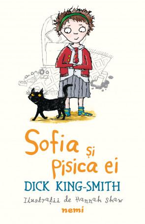 Sofia si pisica ei