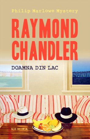 DOAMNA DIN LAC (paperback)