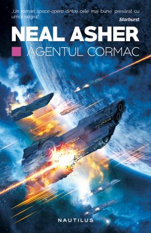Agentul Cormac (paperback, 2016)