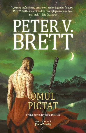Omul pictat (ebook, Seria Demon, partea I)