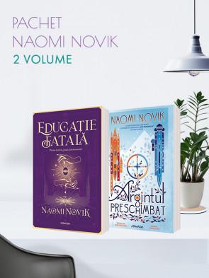 Pachet Naomi Novik 2 Vol.