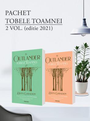 Pachet Tobele toamnei 2 vol. (Seria Outlander, partea a IV-a)