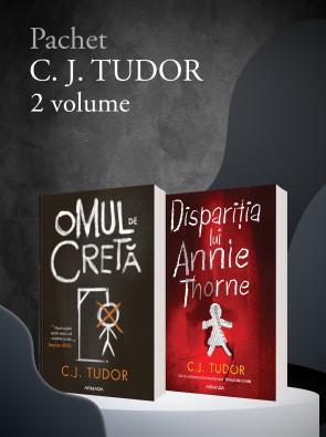 Pachet C.J. Tudor 2 vol.