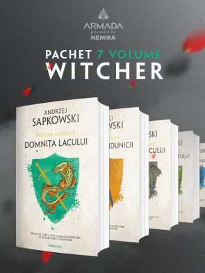 Pachet Witcher 7 vol.