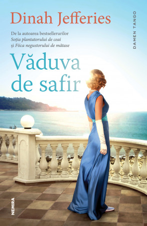 Văduva de safir (ebook)