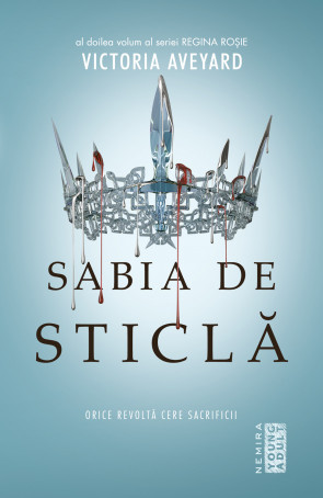 Sabia de sticla (Seria Regina rosie, partea a II-a)