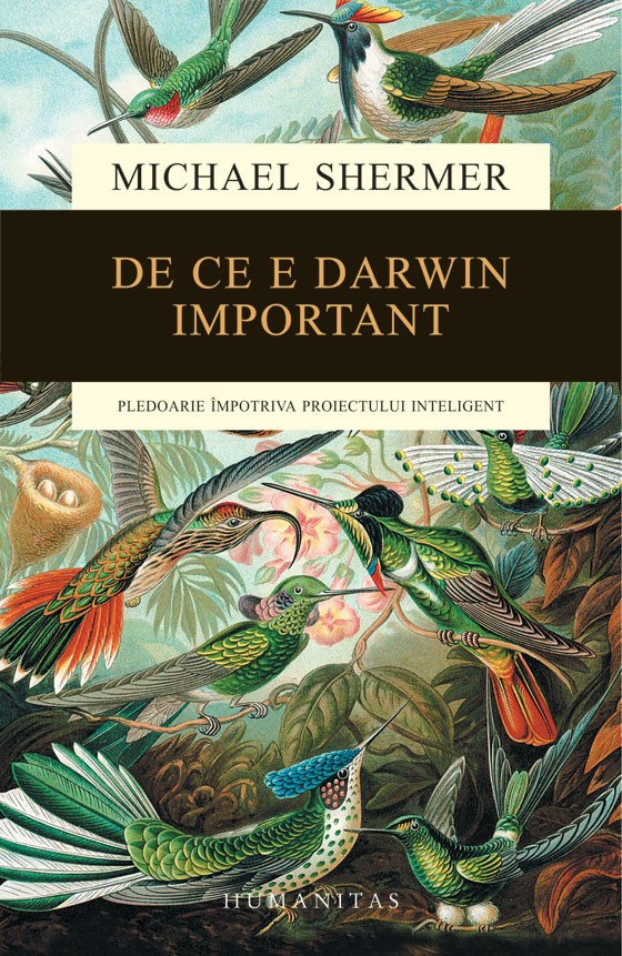 De ce e Darwin important