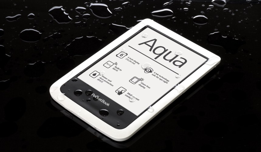 PocketBook Aqua 640 4GB White - eBook Reader