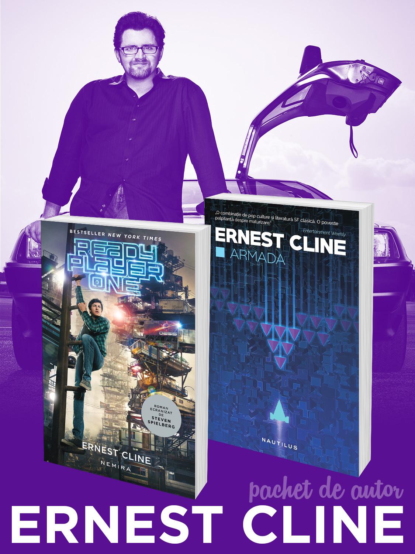 Pachet Ernest Cline 2 vol.
