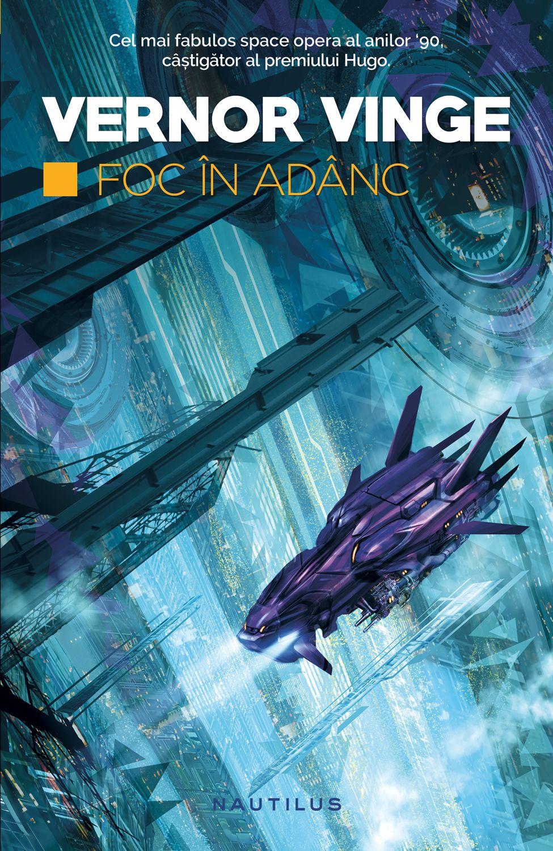 Foc In Adanc (ebook)