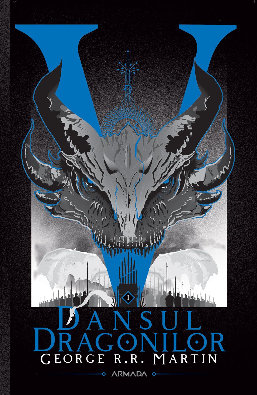 Dansul dragonilor (Seria Cantec de gheata si foc partea a V-a ed. 2020)