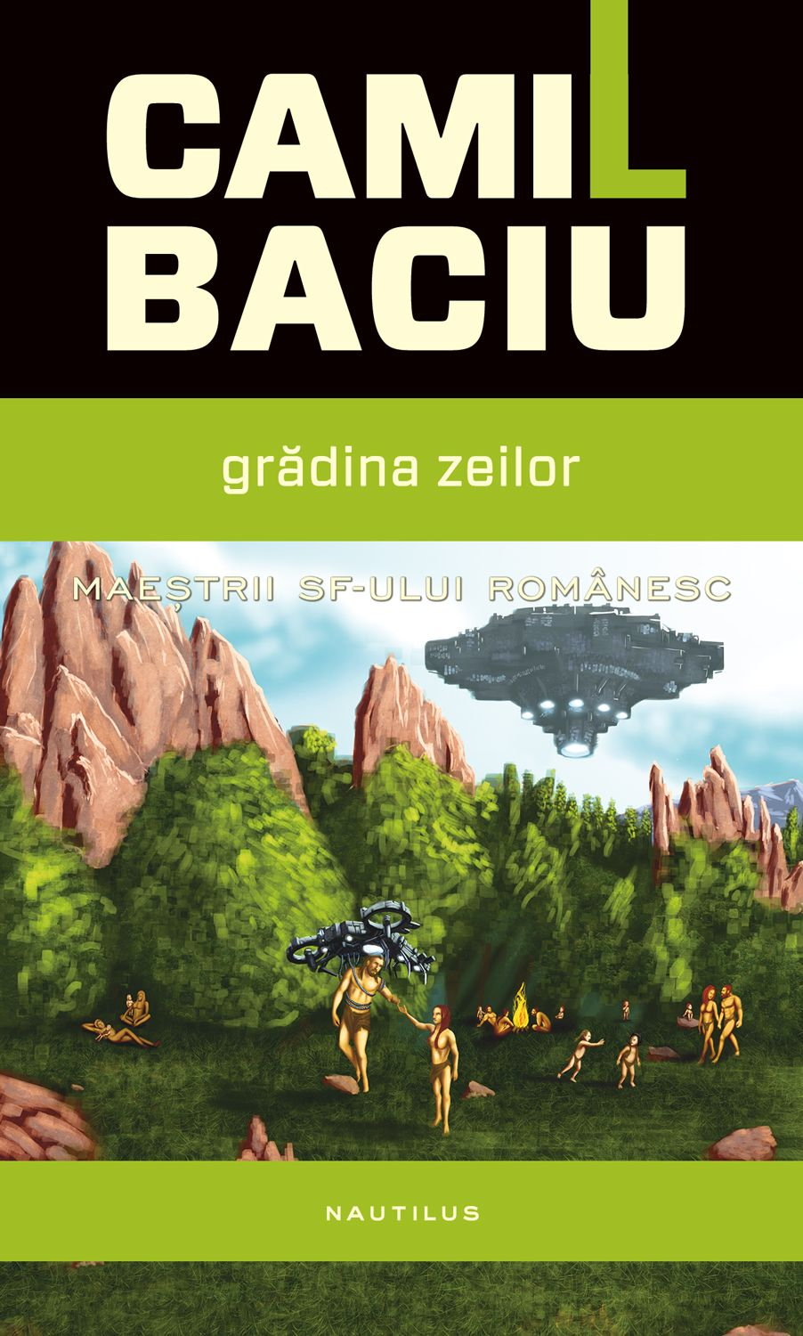 Gradina Zeilor (ebook)