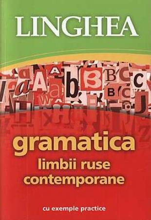 Gramatica Limbii Ruse Contemporane